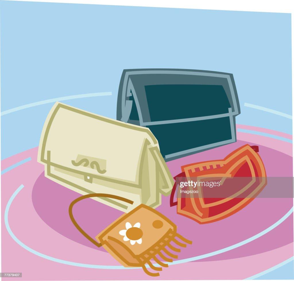 purses : Ilustração