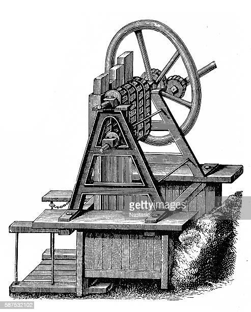 Quartz stamp mill (or stamp battery or stamping mill)
