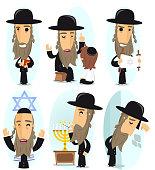 rabbi action set