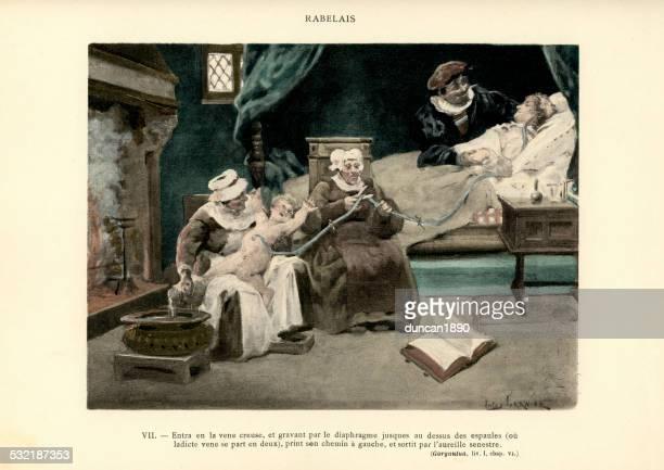 Rabelais - How Gargantua was born