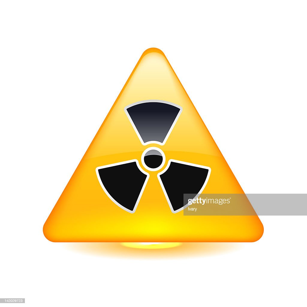 A cloud with a radioactive symbol raining on a person stock keywords buycottarizona Image collections