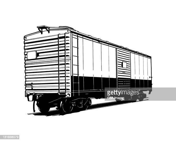 Railroad Car