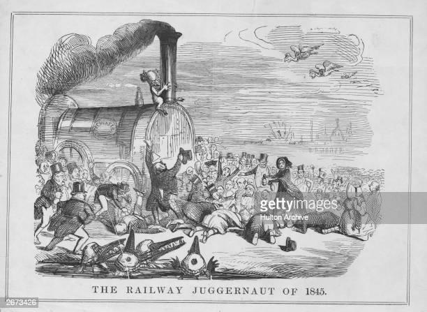 Railway Juggernaut