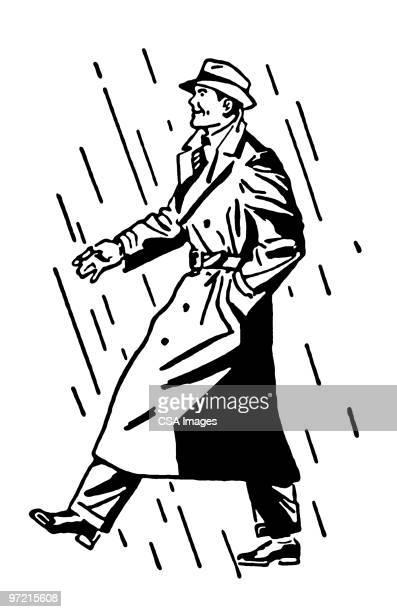 rain - rain stock illustrations