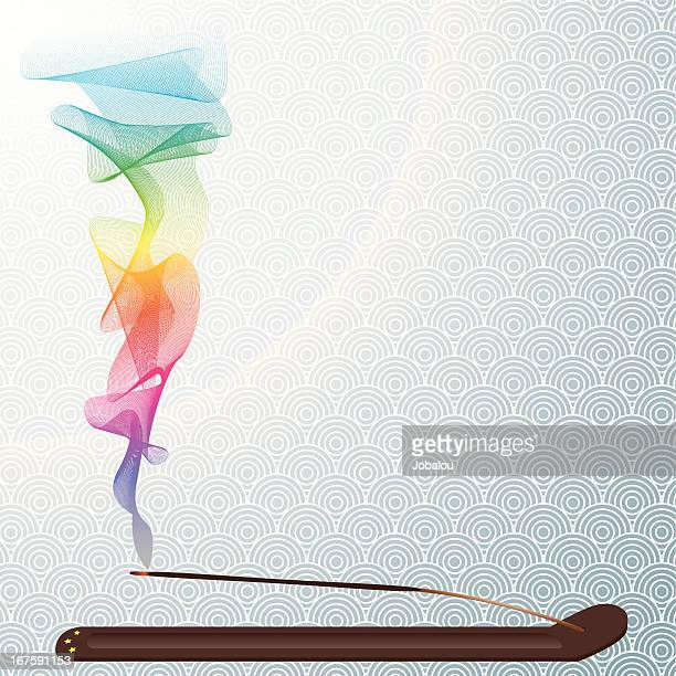 Rainbow Incense