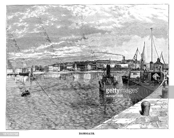 Ramsgate in the 19th Century