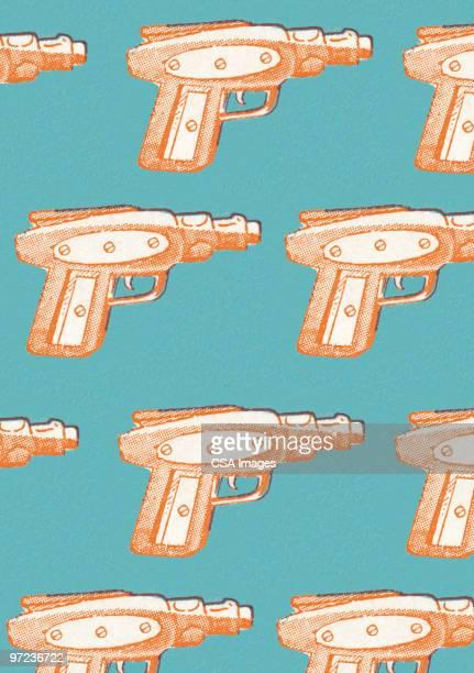 Ray Gun Pattern