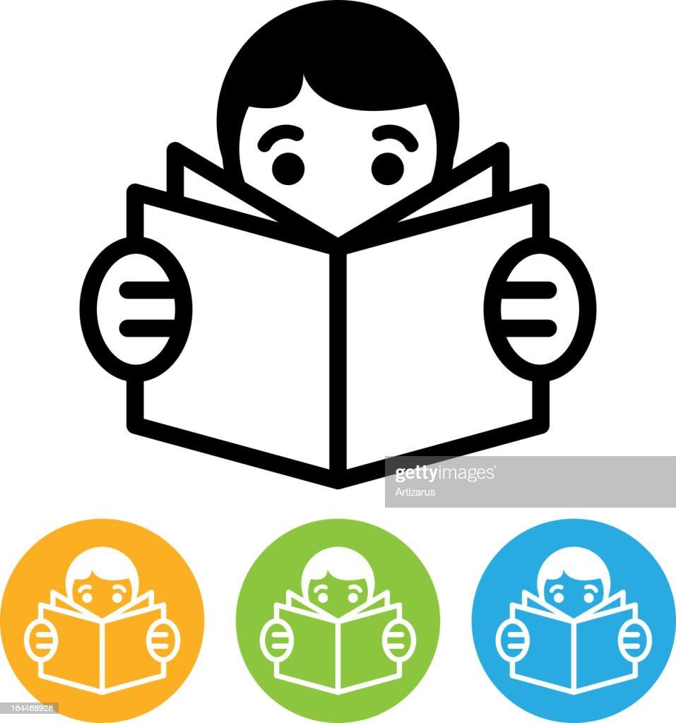 reading icon