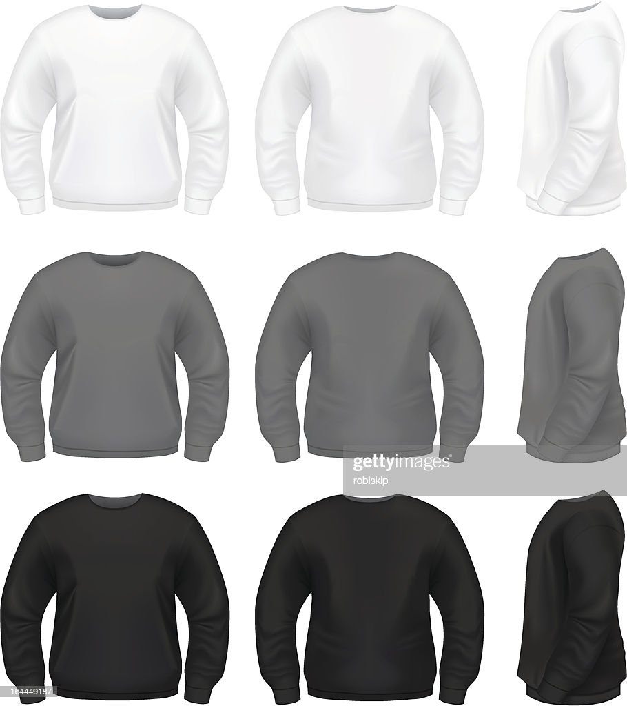 Realistic Men's Sweater