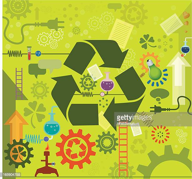 Recycling and research