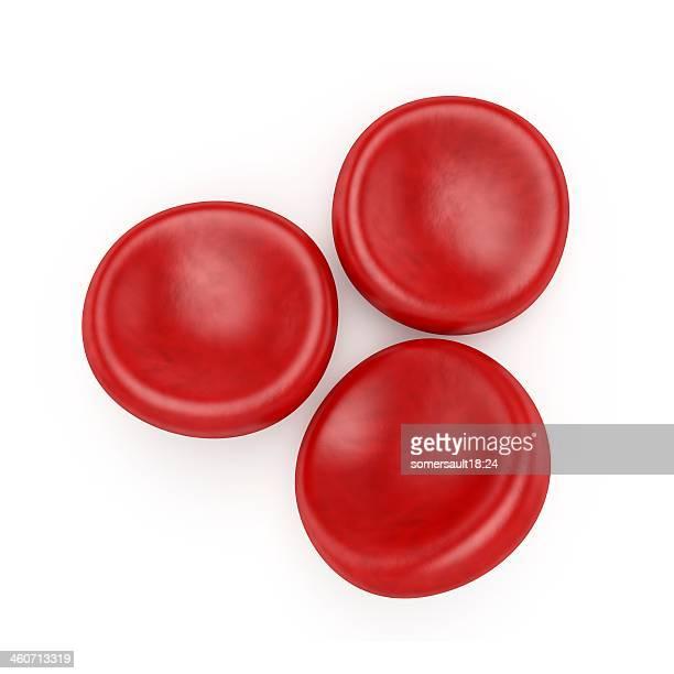 stockillustraties, clipart, cartoons en iconen met red blood cells, artwork - rode bloedcel