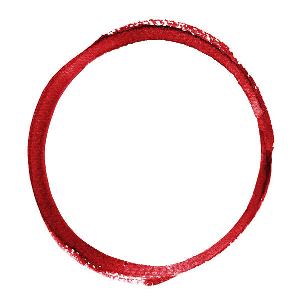 Red Circle (Clipping Path)