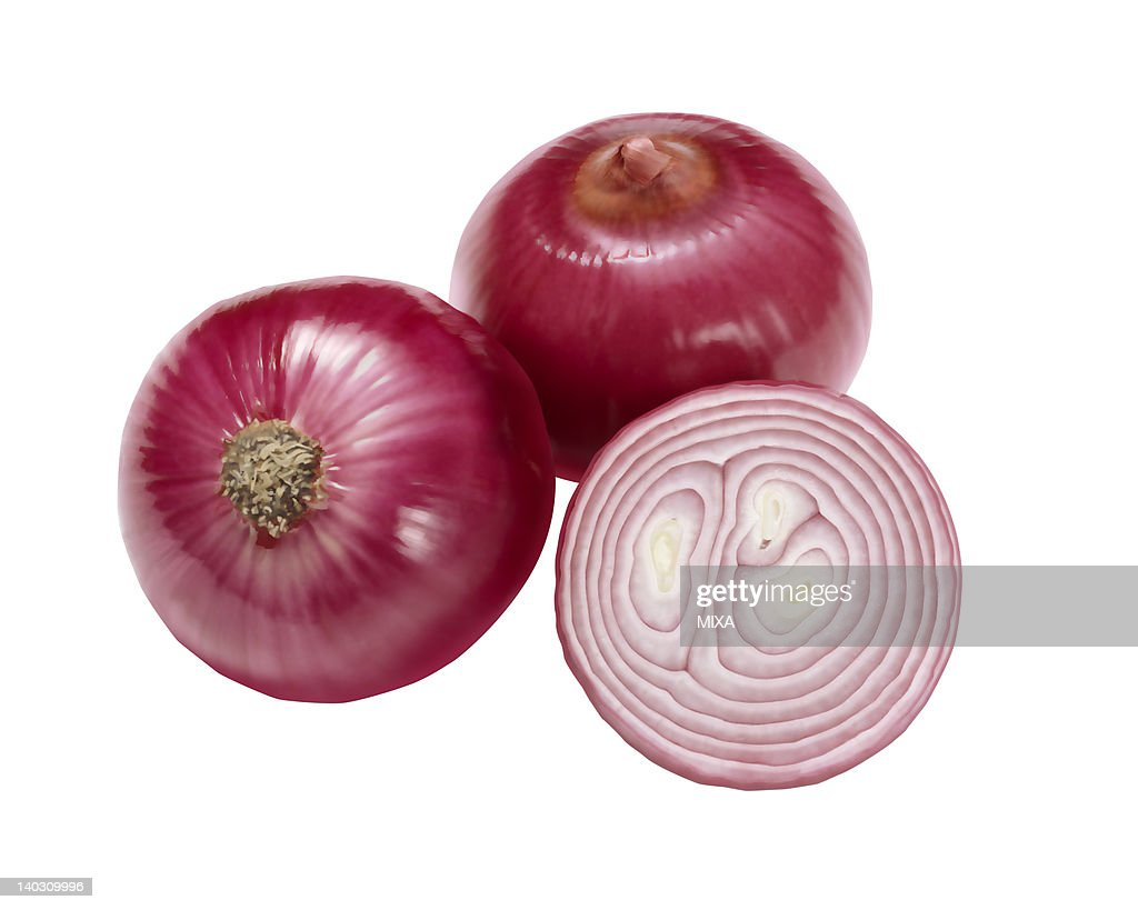 Red Onion High-Res Vector Graphic - Getty Images