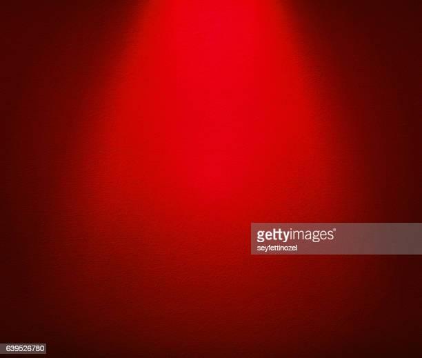 red scene spotlights -  background - flashlight beam stock illustrations, clip art, cartoons, & icons