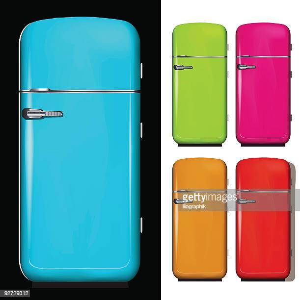 冷蔵庫 - 冷蔵庫点のイラスト素材/クリップアート素材/マンガ素材/アイコン素材