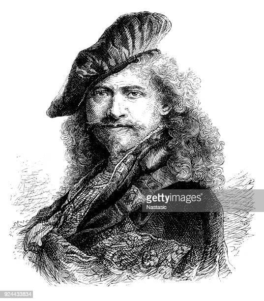 Rembrandt Harmenszoon van Rijn (15 July 1606 – 4 October 1669) was a Dutch draughtsman, painter, and printmaker