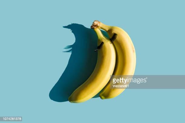 3d rendering, bananas with fake eyelashes - 同性愛者点のイラスト素材/クリップアート素材/マンガ素材/アイコン素材