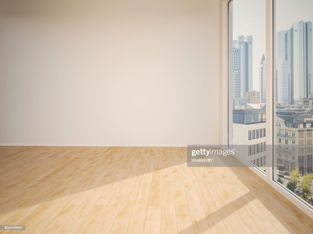 3d Rendering Modern Room Empty Office Stock Illustration | Getty Images