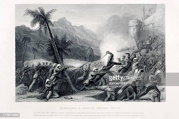 60点の1857年のインド大反乱のイラスト素材/クリップアート素材 ...