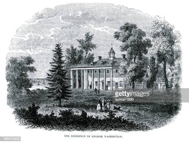 Residence of George Washington