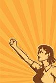 revolution woman