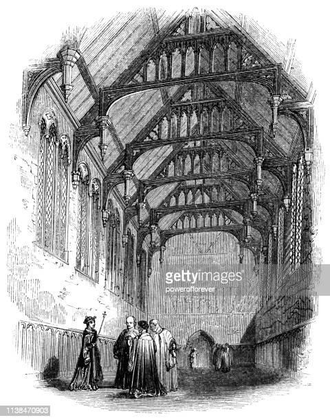 Richmond Palace in London, England - 15th Century