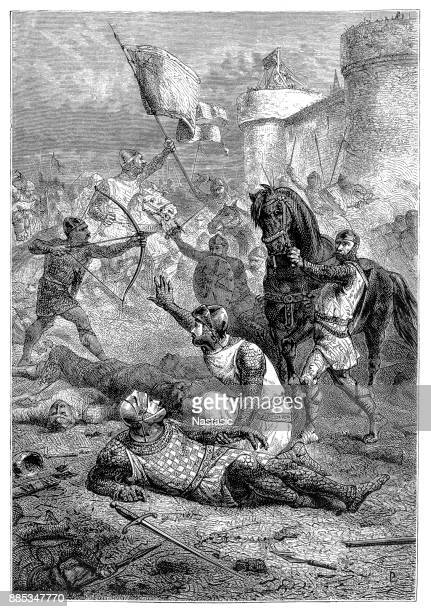 Robert II reconoce su woundet padre guillermo I