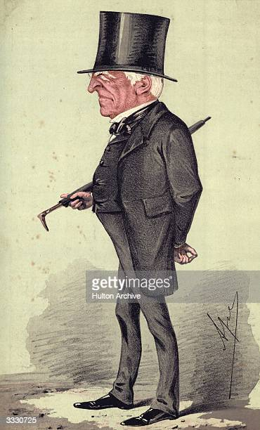 Robert Lowe Chancellor of the Exchequer in Gladstone's government 'An enemy to democracy yet a profeesor of liberal principles which tend to...