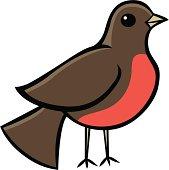 Robin icon