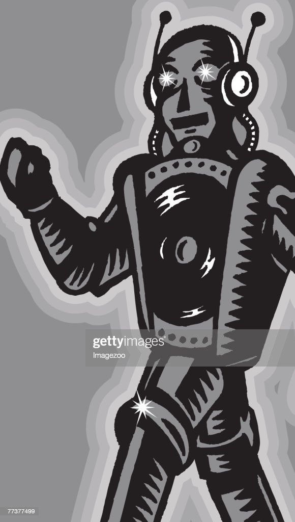 robot : Illustration