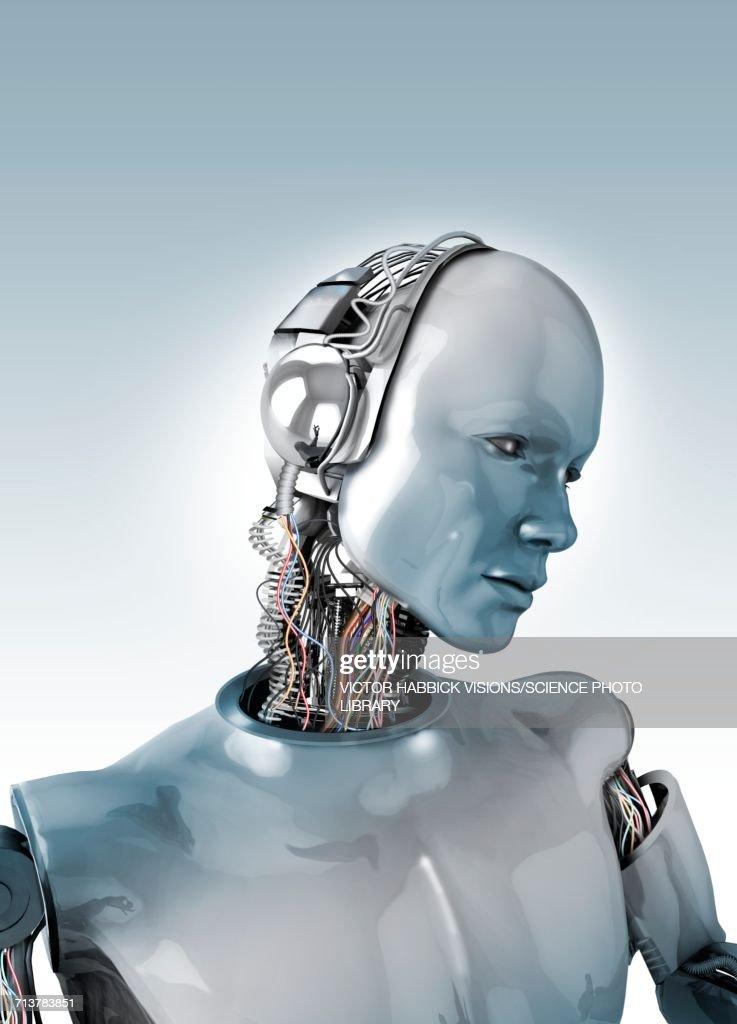 Robot Neck Wires - WIRE Center •