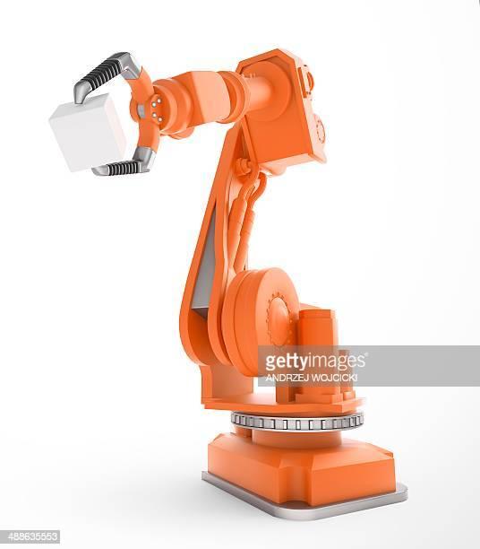 Robotic equipment, artwork
