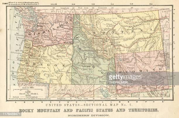 オハイオ 州 地図