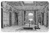 Roman apartment building
