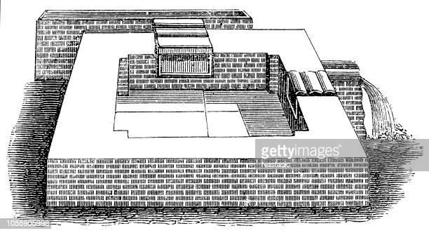 Acueducto romano, tanque de agua