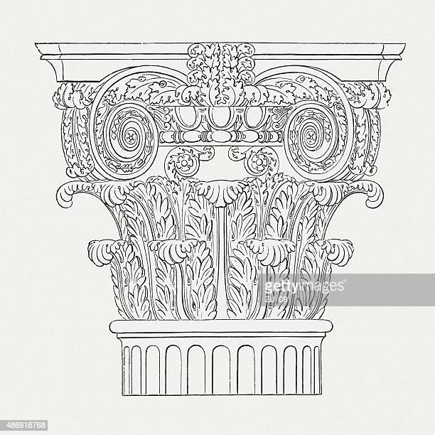 Roman capital, published in 1878