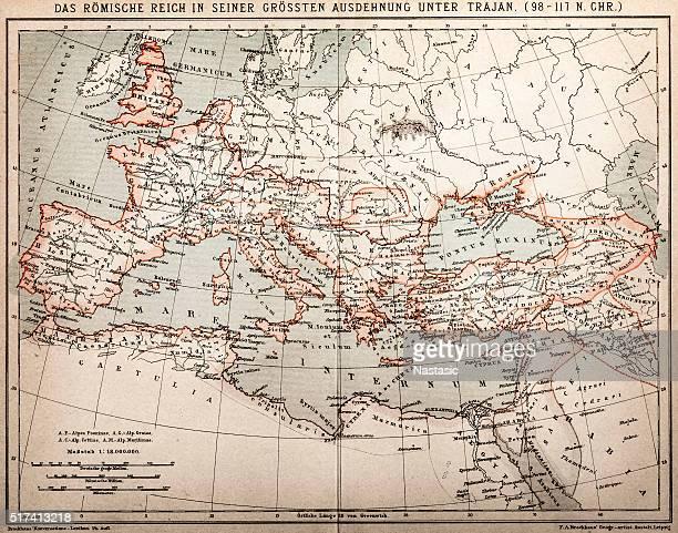 Roman empire under Trajan