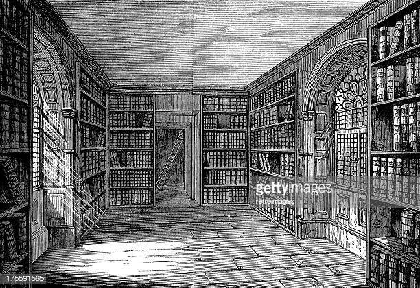 Room over Temple Bar, gateway to City of London (illustration)