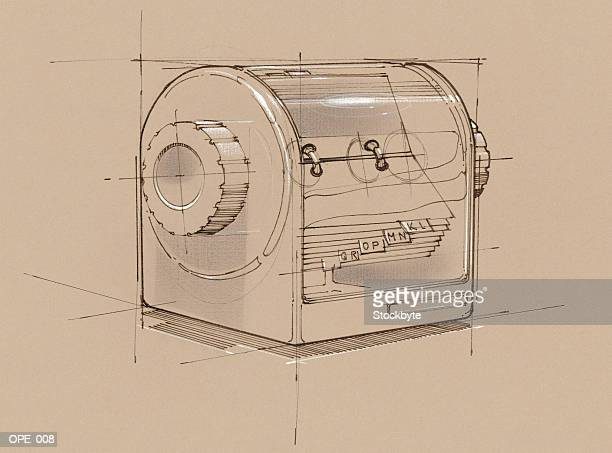rotary file index - rolodex stock illustrations, clip art, cartoons, & icons