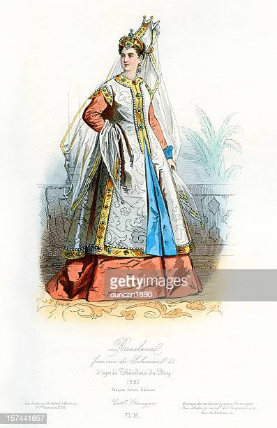 Roxelana Wife of Suleiman the Second