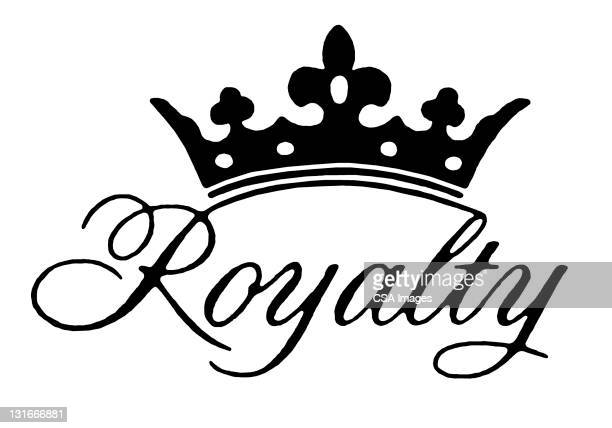 royalty crown - queen royal person stock illustrations, clip art, cartoons, & icons