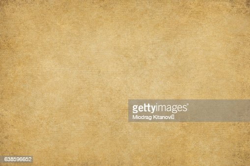 Rugged Wrinkled Yellow Paper Background Stock Ilration Getty Images
