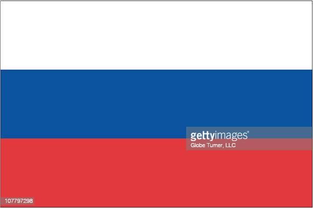 russia flag - russische flagge stock-grafiken, -clipart, -cartoons und -symbole