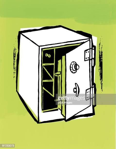 safe - safety stock illustrations