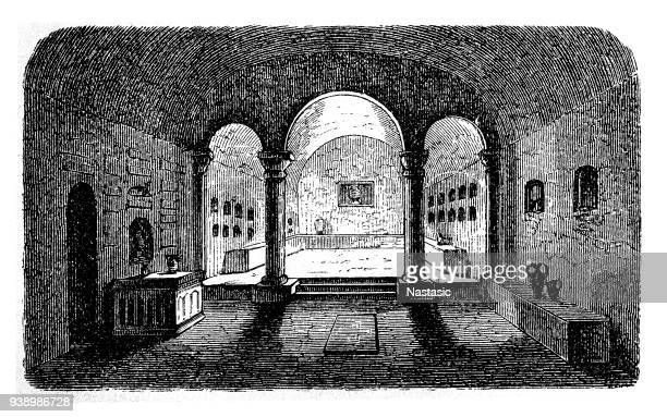 Saint Denis Crypt