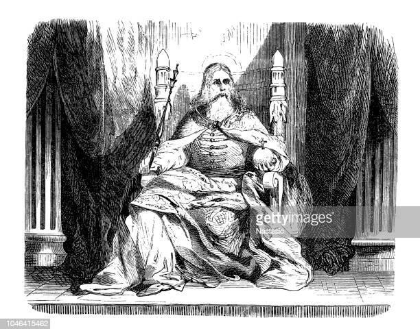 San Esteban, primer rey de Hungría (969-1038)