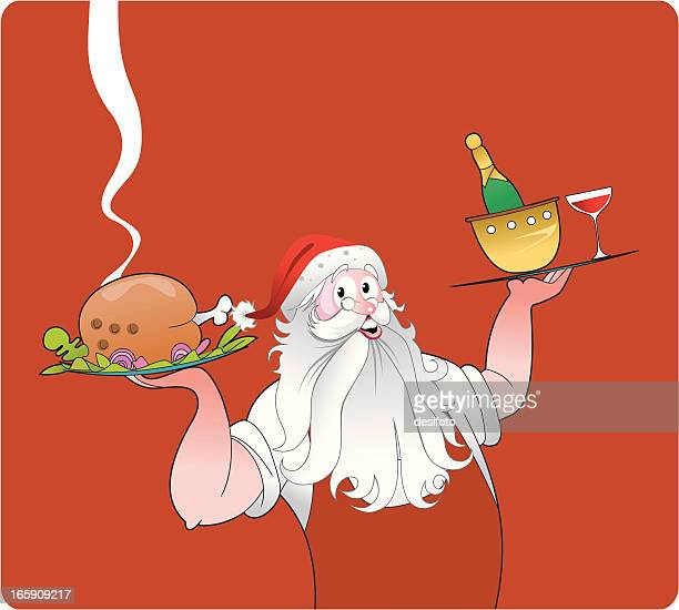 Santa at your service