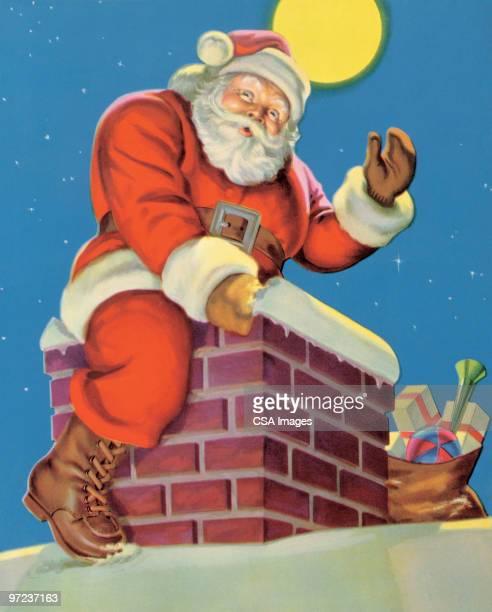 サンタクロースの屋上