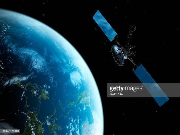 Satellite, artwork