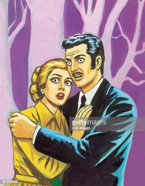 恐怖のカップル
